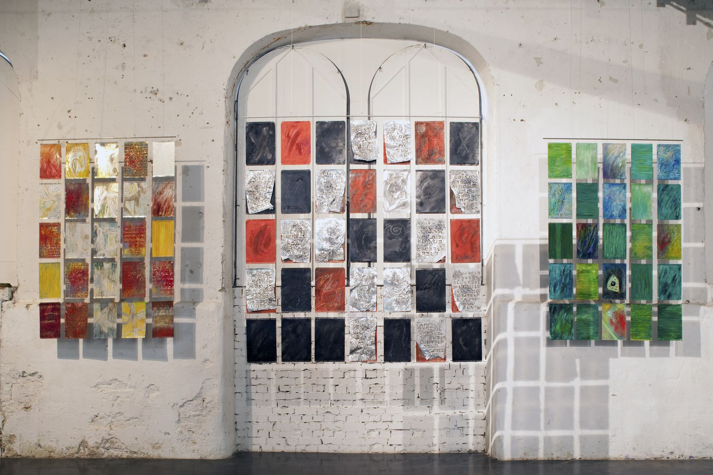 Ausstellung Orgelfabrik, Karlsruhe, 2009