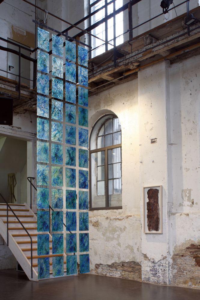 Wasser Vorderseite, Orgelfabrik, Karlsruhe