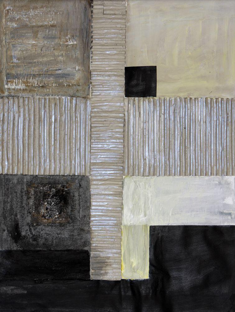 Geordnete Verhältnisse - 45 x 35 cm